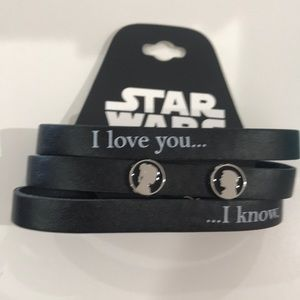 New Star Wars bracelet